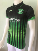 HIBS BLACK GREEN LINES #3
