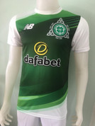 celtic green and white #280