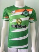 celtic green white orange #285