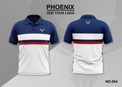 phoenix 100% polyester polo shirt #004