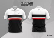 phoenix 100% polyester polo shirt #005