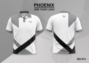 phoenix 100% polyester polo shirt #013