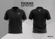 phoenix 100% polyester polo shirt #015