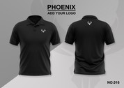 phoenix 100% polyester polo shirt #016