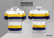 phoenix 100% polyester polo shirt #018