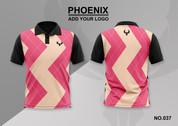 phoenix 100% polyester polo shirt #037