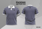 phoenix 100% polyester polo shirt #044