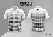phoenix 100% polyester polo shirt #050