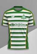 celtic treble small stripes #333