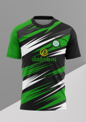 CELTIC GREEN AND BLACK #355
