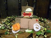 #208 Pork Liver Pate (Gauselberwurst) 6 1/2 oz can