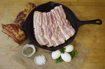 #103 Double Smoked Bacon 1/2 lb