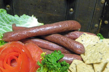 #178 Mini Salami Sticks 1/2 lb  5-6 stcks