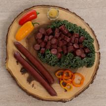 #178 Mini Salami Sticks 1/2 lb  5-6 stcks