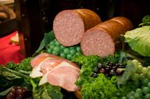 #182 Summer Sausage 1 lb