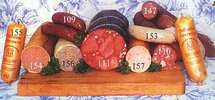 #157 Kassler Liver Sausage 1/2 lb