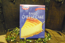 #403 Dr. Oetker Baked Cheese Cake Mix