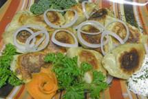 #419 Pierogie - Sauerkraut and Mushroom