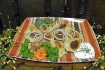 #420 Pierogie - Sauerkraut