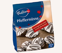 Bahlsen  Pfefernüsse with Chocolate