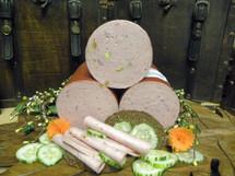 #116 Lyoner Bologna - Schinkenwurst 1 lb.