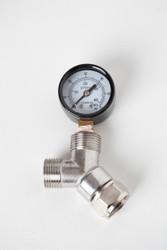 Petainer Keg Pressure Gauge