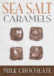 Sea Salt Caramel Milk 4 Piece Box