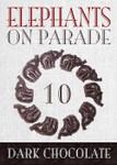 Elephant on Parade 10 Piece Dark Chocolate