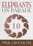 Elephant on Parade 10 Piece Milk Chocolate