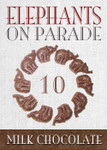 Elephants on Parade Milk Chocolates 10 piece