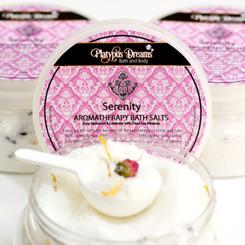Aromatherapy Goatsmilk Bath Salt - 270g Jar
