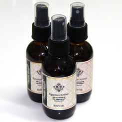 Egyptian Amber Body Oil