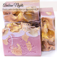 Arabian Nights Gourmet Soap