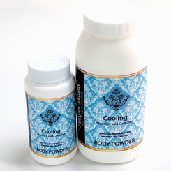 Cooling Body Powder - Menthol and Camphor 100g