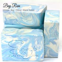 Bay Rum Gourmet Soap
