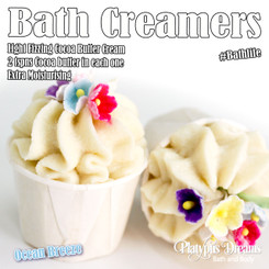 Ocean Breeze Bath Creamer 45g