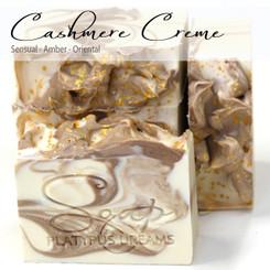 Cashmere Creme Gourmet Soap