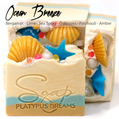 Ocean Breeze Gourmet Soap