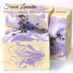 French Lavender Gourmet Soap