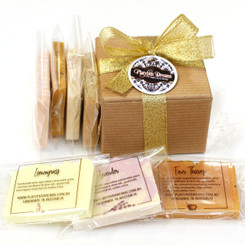 Essential oil only Gourmet Guest Soap 7 Pack
