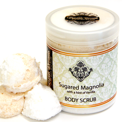 Sugared Magnolia Sugar Scrub - 200ml