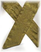 Golden Sash Belt