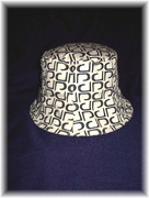 Ivory Logo Bucket Hat