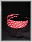 Red & White Polka Dot Headband