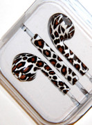 Cheetah / Sow Leopard Earbuds