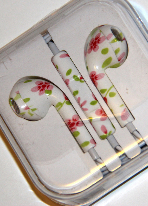 Japanese Print Headphones