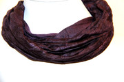 Plum Dream Yoga Head Wrap