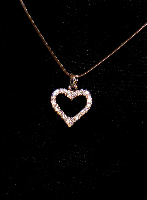 Simply Perfect! Heart Necklace