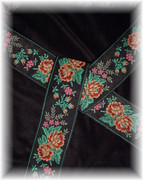 Rose Sash Belt