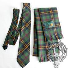 Irish Tartan Tie